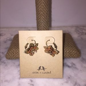 NWOT Chloe+Isabel Earrings